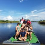 Airboat rides fort Lauderdale family